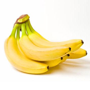 Банан сырой