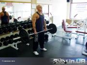 Упражнение: Становая Тяга