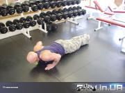 Упражнение: Отжимания