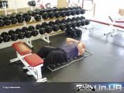 Упражнение: Скручивания