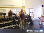 Упражнение: Шраги со штангой