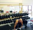 Упражнение: Подъем штанги на груди и жим