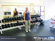Упражнение: Подъем штанги на бицепс