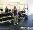 Упражнение: Подъем EZ-грифа на бицепс