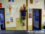Упражнение: Подтягивания хватом к себе