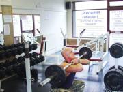 Упражнение: Фронтальные приседания