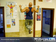 Упражнение: Подтягивание широким хватом