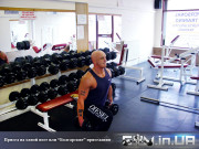 """Упражнение: Приседания на одной ноге или """"Болгарские"""" приседания"""