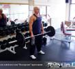 Упражнение: Становая тяга на прямых ногах или Румынская тяга