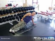 Упражнение: Боковая планка