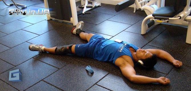 Сон как метод восстановления после кроссфит тренировки
