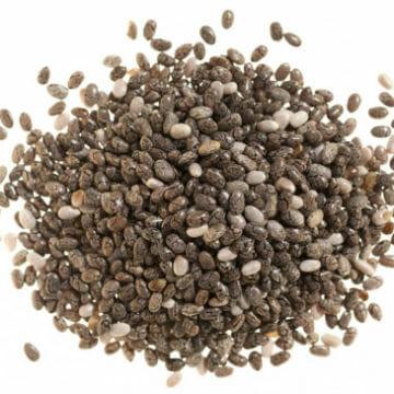 Калорийность: Семена чиа