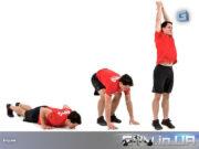 Упражнение: Бёрпи