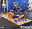 Упражнение: Подъём таза лёжа