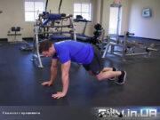 Упражнение: Скалолаз с вращением